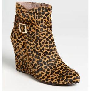 Vince Camuto 'Dena 2' chic Bootie leopard size 10